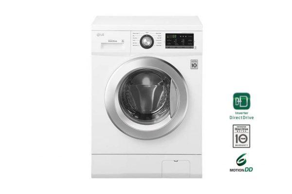 LG 6.5kG Automatic Washing Machine Front Loader- F2J3WDNPO