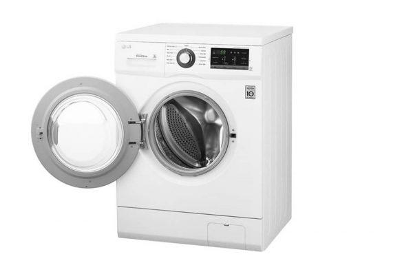 LG 6.5kG Automatic Washing Machine Front Loader- F2J3WDNP0