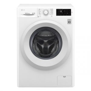 LG 6kG Automatic Washing Machine Front Loader With 6 Motion DD- F2J5NNP3Wfront