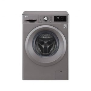 LG 6kG Automatic Washing Machine Front Loader With 6 Motion DD- F2J5NNP7S