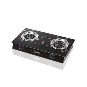 Qasa Table Top Glass Gas cooker