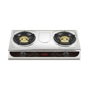 Qasa Table Top Stainless Gas cooker