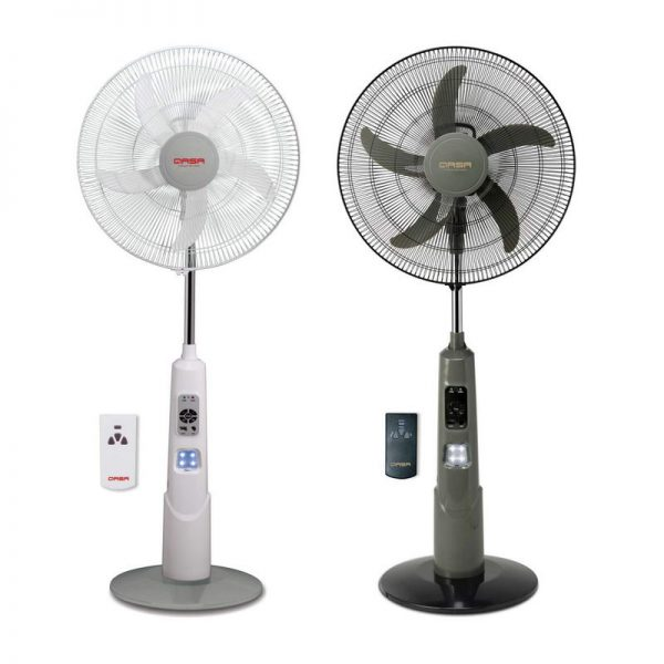 Qasa 18 Rechargeable Stand Fan