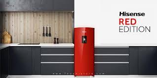Hisense Refrigerator Single Door RS230SB