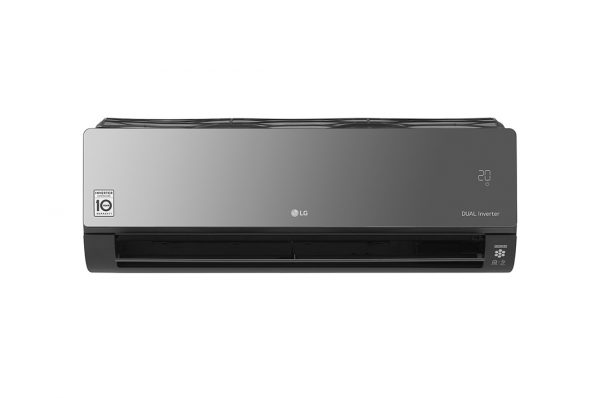 LG Split ARTCOOL Mirror Black Dual Inverter 1.5 HP